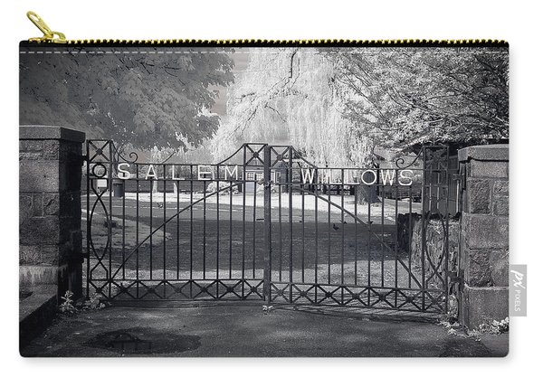 Entry To Salem Willows Carry-all Pouch