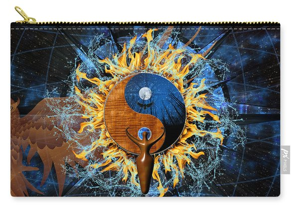 Equilibria Carry-all Pouch