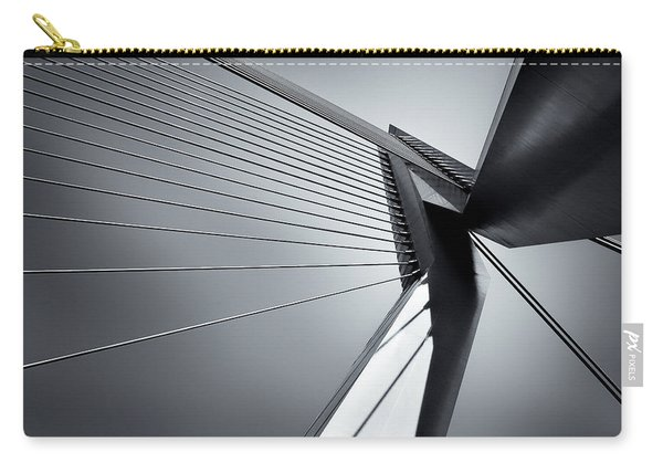 Erasmusbrug Carry-all Pouch