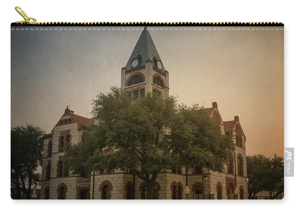 Erath County Courthouse Carry-all Pouch