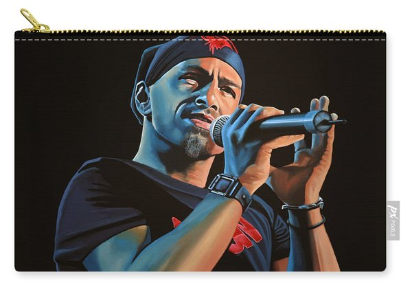 Eros Ramazzotti Painting Carry-all Pouch