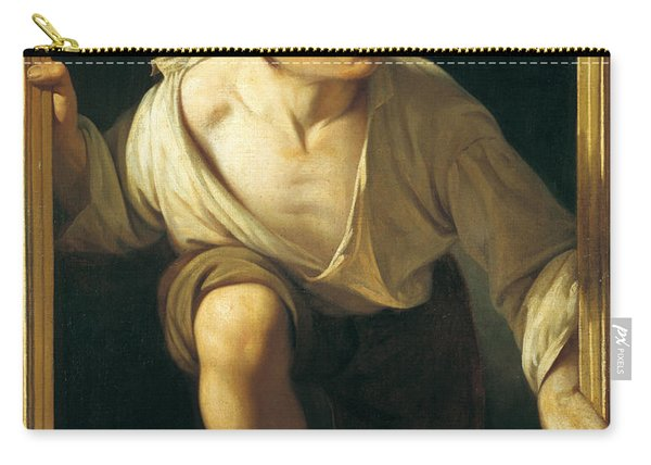 Escaping Criticism Carry-all Pouch