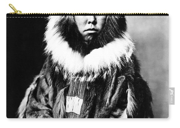 Eskimo Woman, C1903 Carry-all Pouch