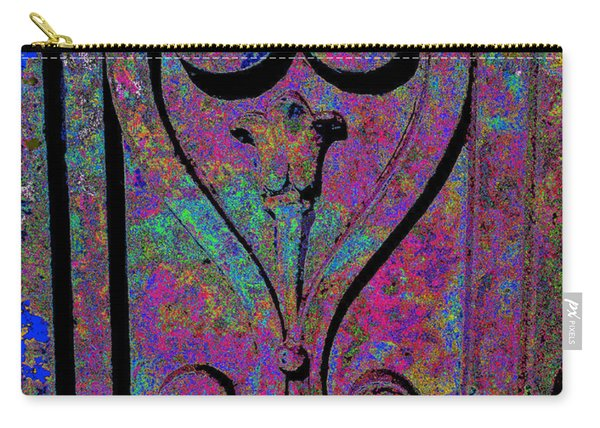 Etched Love Carry-all Pouch