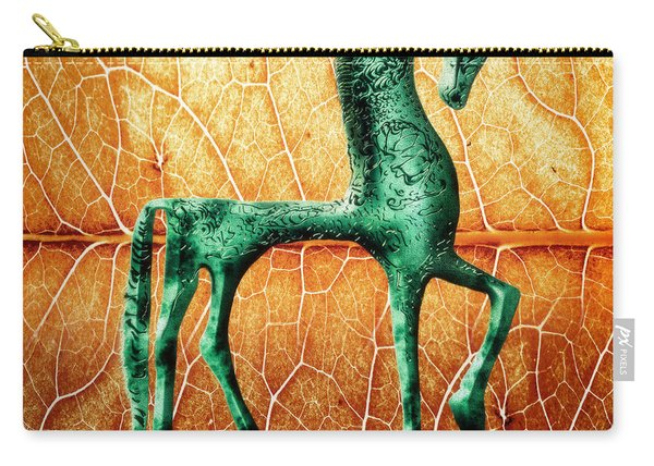 Etruscan Horse Carry-all Pouch