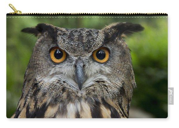 Eurasian Eagle-owl Carry-all Pouch