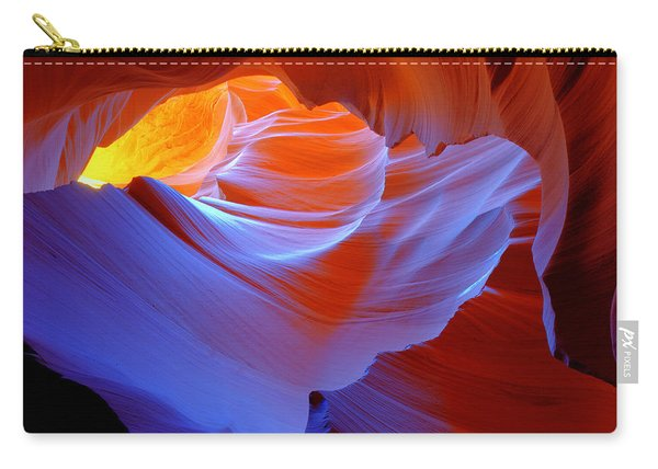 Carry-all Pouch featuring the photograph Evanescent Light by Dustin  LeFevre