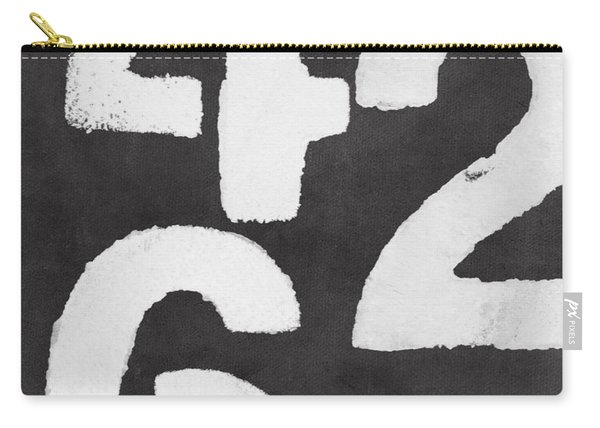 Even Numbers Carry-all Pouch