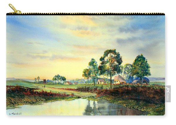 Evening Falls Carry-all Pouch