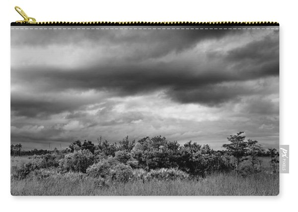 Everglades Storm Bw Carry-all Pouch