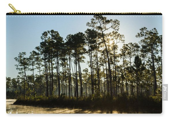 Everglades Sunrise Carry-all Pouch
