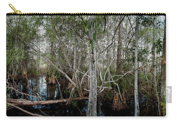 Everglades Swamp-1 Carry-all Pouch