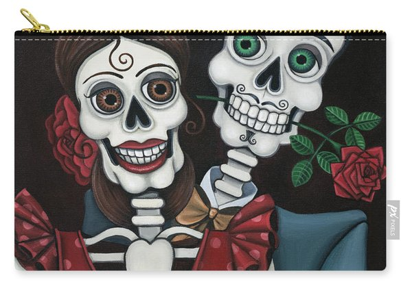Every Juan Loves Carmen Carry-all Pouch