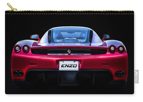 Exotic Ferrari Enzo Carry-all Pouch