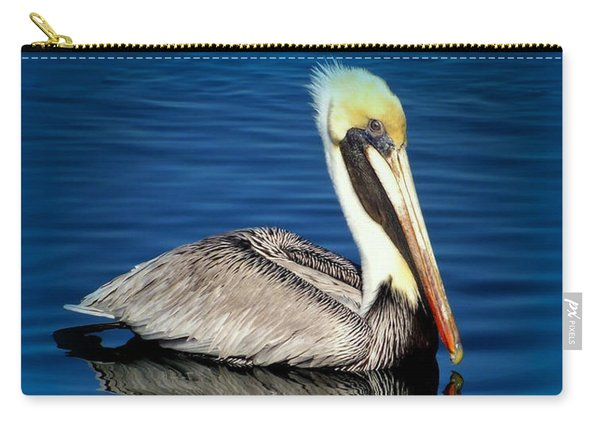 Eye Of Reflection Carry-all Pouch