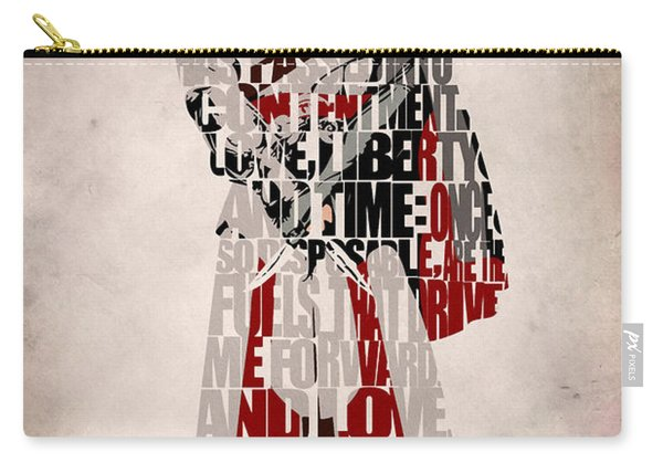 Ezio - Assassin's Creed Brotherhood Carry-all Pouch