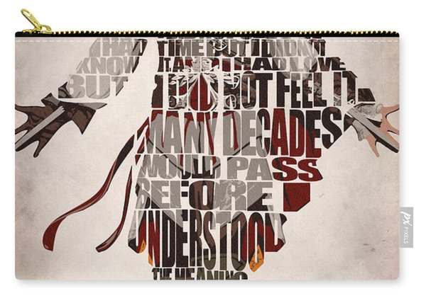 Ezio Auditore Da Firenze From Assassin's Creed 2  Carry-all Pouch