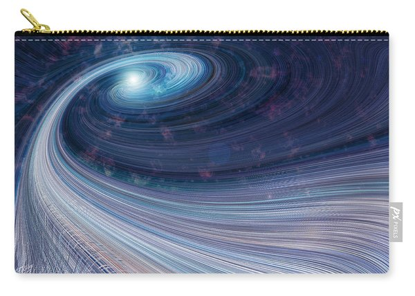 Fabric Of Space Carry-all Pouch