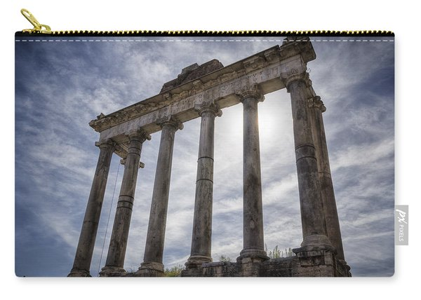 Faded Glory Of Rome Carry-all Pouch