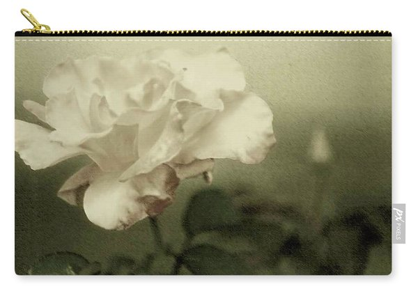 Faded Rose Carry-all Pouch