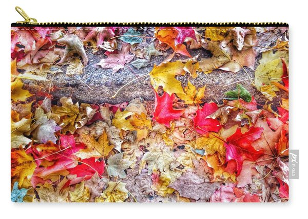 Fallen Hues Carry-all Pouch