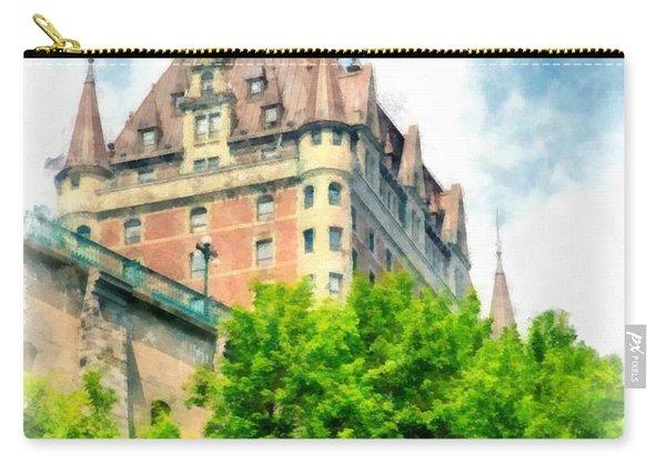 Fairmont Le Chateau Frontenac Carry-all Pouch