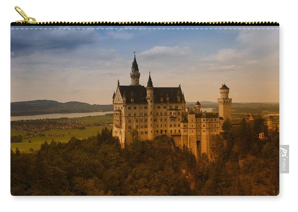 Fairy Tale Castle Carry-all Pouch