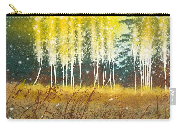 Fairy Trees Carry-all Pouch