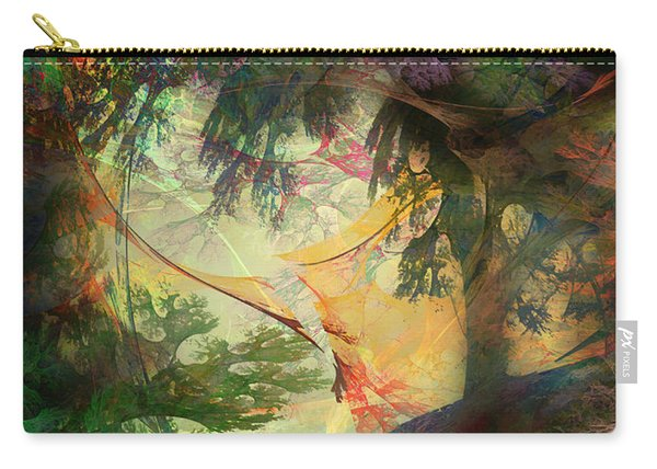 Fairytale Landscape Carry-all Pouch