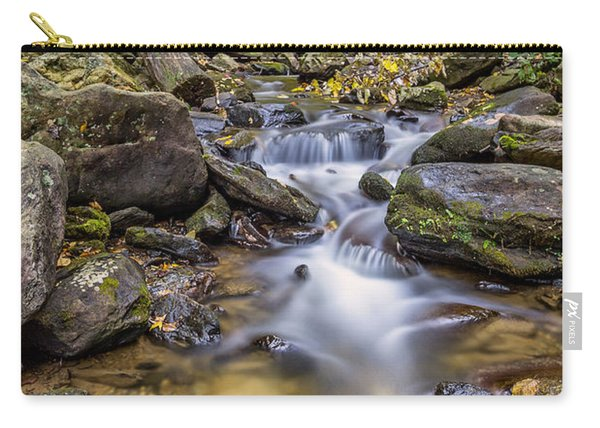 Fall Arrives At Amicalola Falls Carry-all Pouch