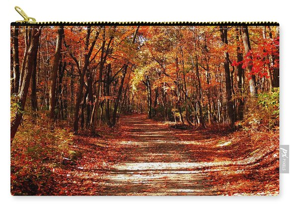 Fall At Cheesequake Carry-all Pouch
