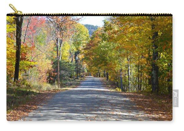Fall Backroad Carry-all Pouch