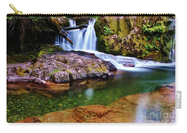 Fall Creek Oregon Carry-all Pouch