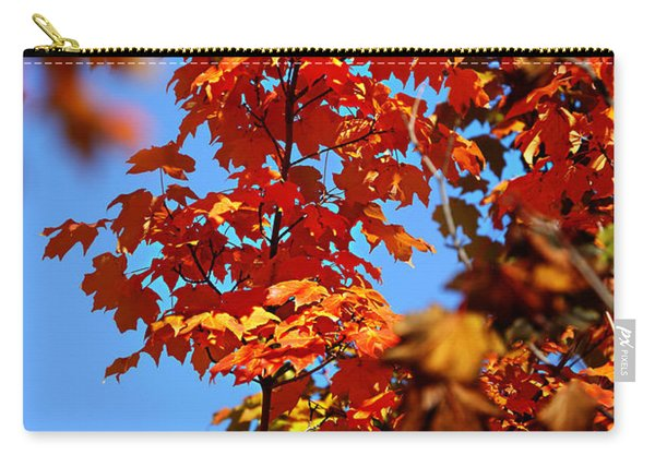 Fall Foliage Colors 15 Carry-all Pouch