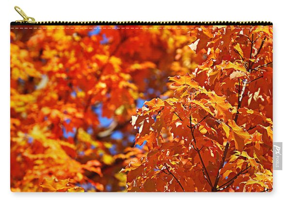 Fall Foliage Colors 17 Carry-all Pouch