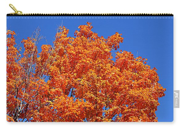 Fall Foliage Colors 19 Carry-all Pouch