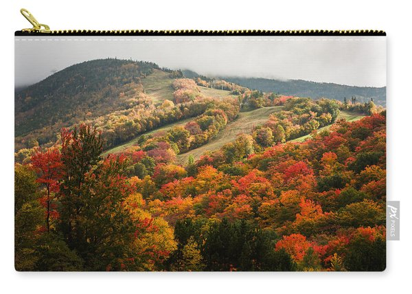 Fall Foliage On Canon Mountain Nh Carry-all Pouch