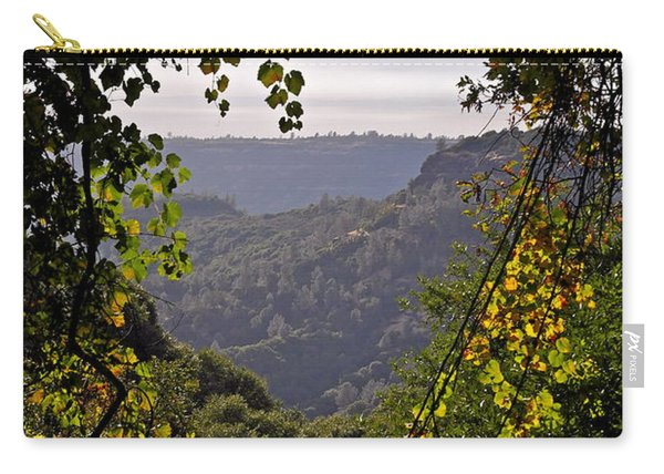 Fall Frames The Canyon Carry-all Pouch