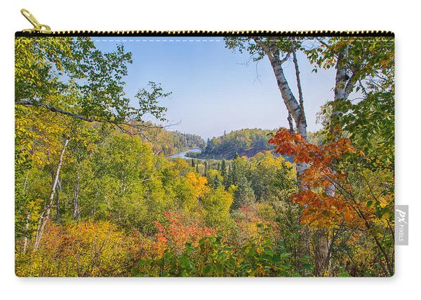 Fall In Gooseberry State Park Carry-all Pouch