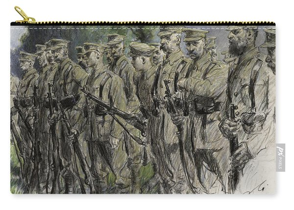 Fall In Norfolk Volunteers Carry-all Pouch