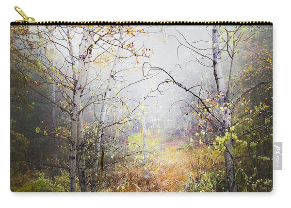 Fall Mist Carry-all Pouch