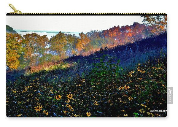 Fall On Garvin Heights Carry-all Pouch