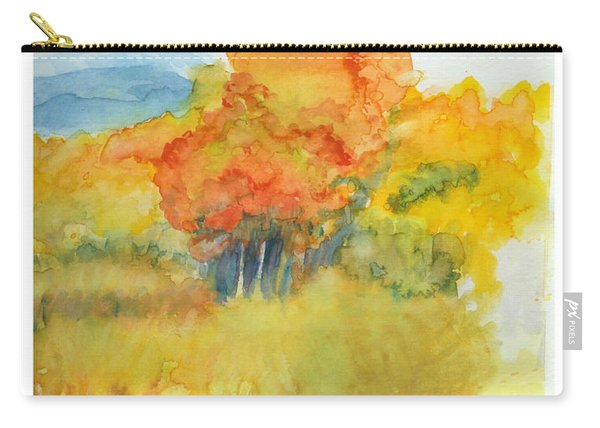 Fall Trees 2 Carry-all Pouch