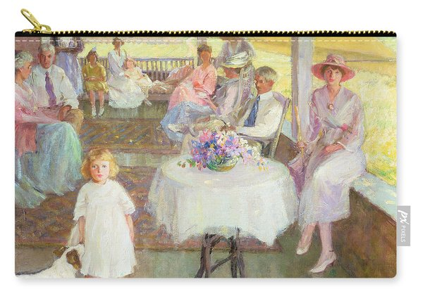 Family Gathering, 1919 Carry-all Pouch