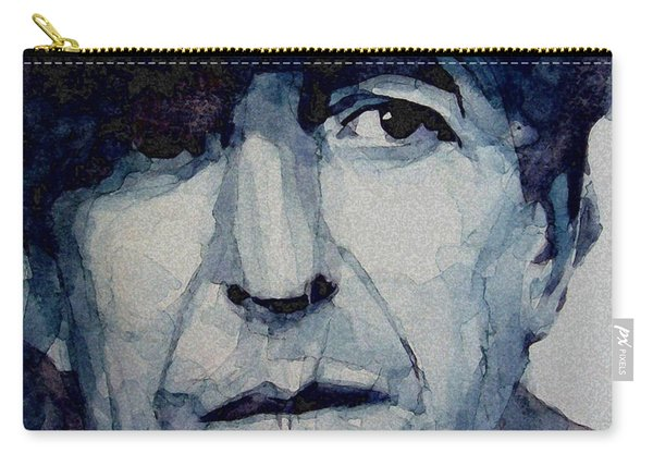 Famous Blue Raincoat Carry-all Pouch