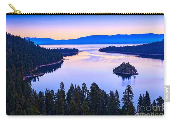 Fannette Island Sunrise Carry-all Pouch