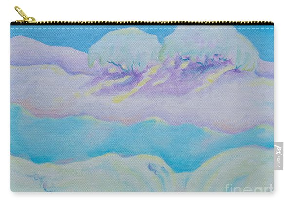Fantasy Snowscape Carry-all Pouch