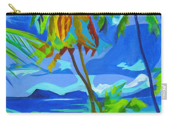 Dream Islands. Maui Carry-all Pouch