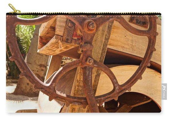 Farm Crank Carry-all Pouch