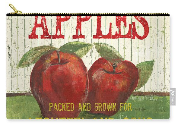Farm Fresh Fruit 3 Carry-all Pouch
